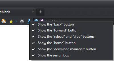 Personalización del interfaz en BriskBard