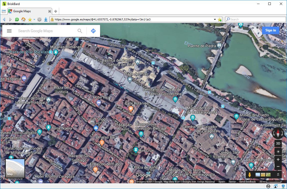 google maps - 1150×758