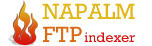 NAPALM FTP Indexer