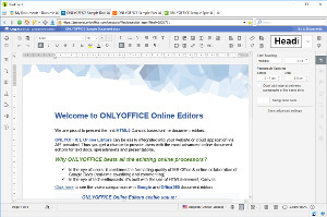 OnlyOffice en BriskBard