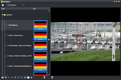 BriskBard multimedia player